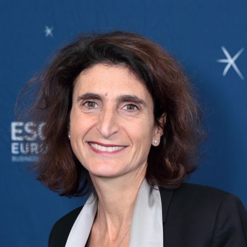 Valérie Moatti - Dean of Faculty - ESCP