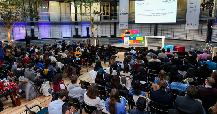 Business Cooperations Events, ESCP Berlin