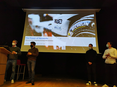 ESCP Business School - MSc in Big Data and Business Analytics - Hackathon 2021: Students on Stage