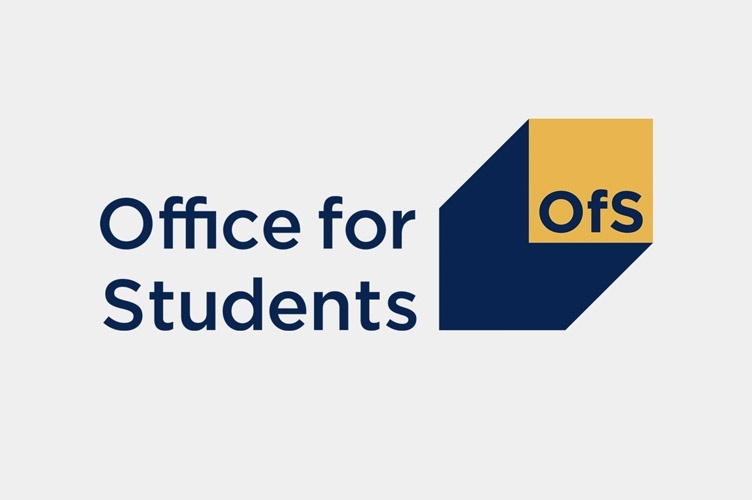 Office for Students (OfS) logo