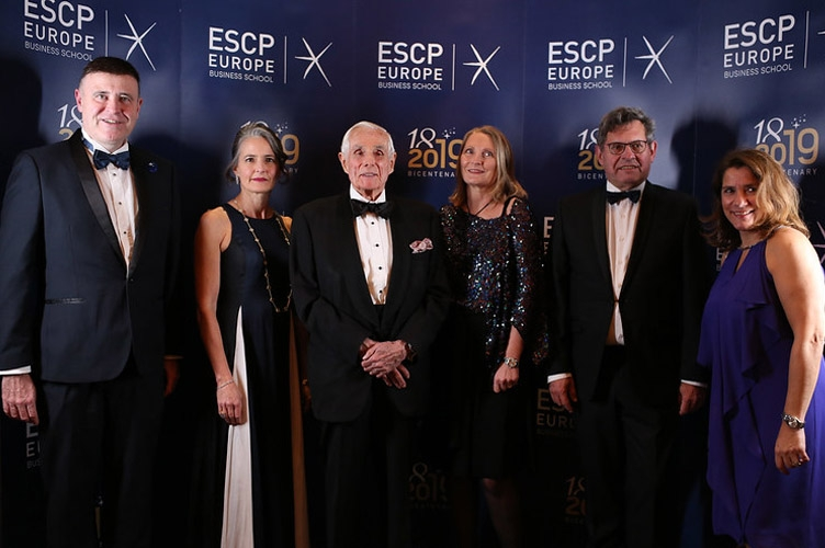 ESCP Foundation raises €200,000 for scholarships in the year of the School's 200th anniversary