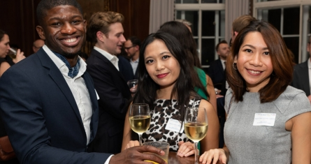 ESCP London Campus's 2019 Alumni & Friends Christmas Party