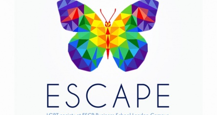 ESCAPE is ESCP's LGBT+ (Lesbian, Gay, Bisexual, Trans and related communities) association