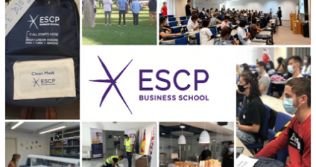 ESCP Madrid campus Induction Days