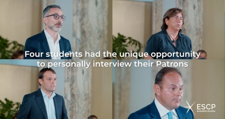 Interviews with top managers: snippets | 2020 Turin Campus Opening Ceremony
