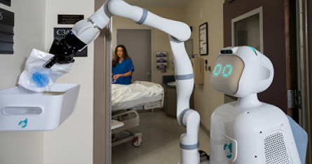 Robotics and the Future of Patient Care – Part I Jem Golden